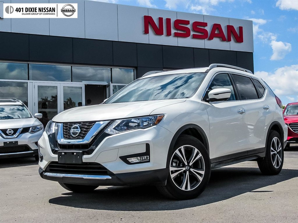 2019 Nissan Rogue SV AWD CVT in Mississauga, Ontario - 23 - w1024h768px