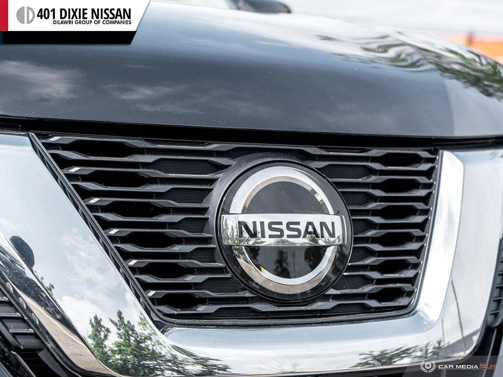 2019 Nissan Rogue SV AWD CVT in Mississauga, Ontario - 9 - w1024h768px