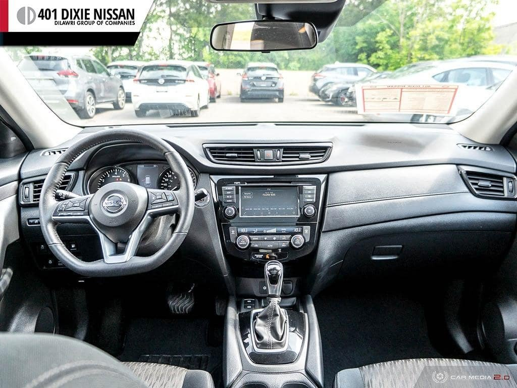 2019 Nissan Rogue SV AWD CVT in Mississauga, Ontario - 26 - w1024h768px