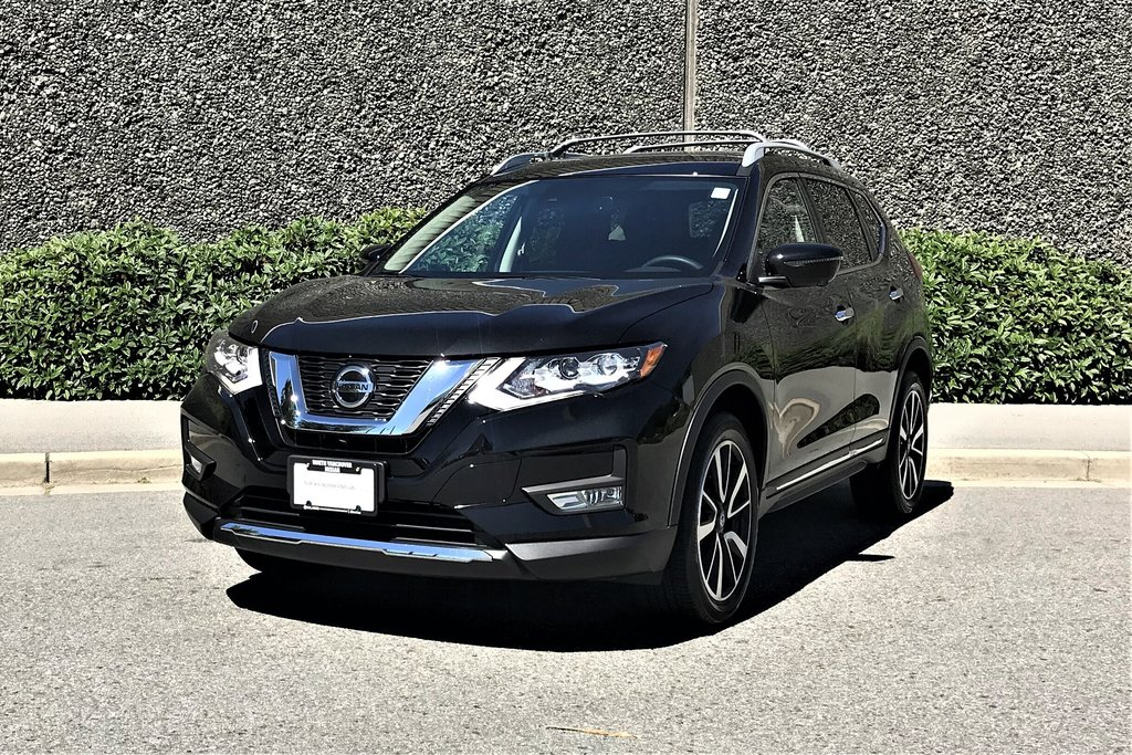 2019 Nissan Rogue SL AWD CVT in North Vancouver, British Columbia - 2 - w1024h768px