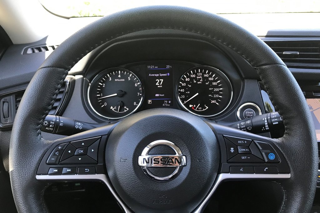 2019 Nissan Rogue SL AWD CVT in North Vancouver, British Columbia - 6 - w1024h768px