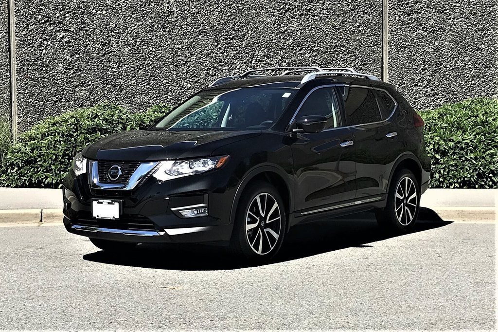 2019 Nissan Rogue SL AWD CVT in North Vancouver, British Columbia - 1 - w1024h768px