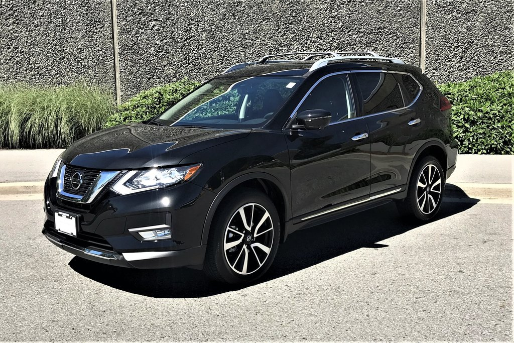 2019 Nissan Rogue SL AWD CVT in North Vancouver, British Columbia - 4 - w1024h768px