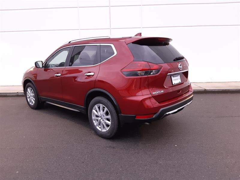 2019 Nissan Rogue SV AWD CVT in Vancouver, British Columbia - 5 - w1024h768px