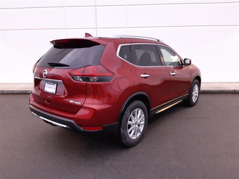 2019 Nissan Rogue SV AWD CVT in Vancouver, British Columbia - 7 - w1024h768px