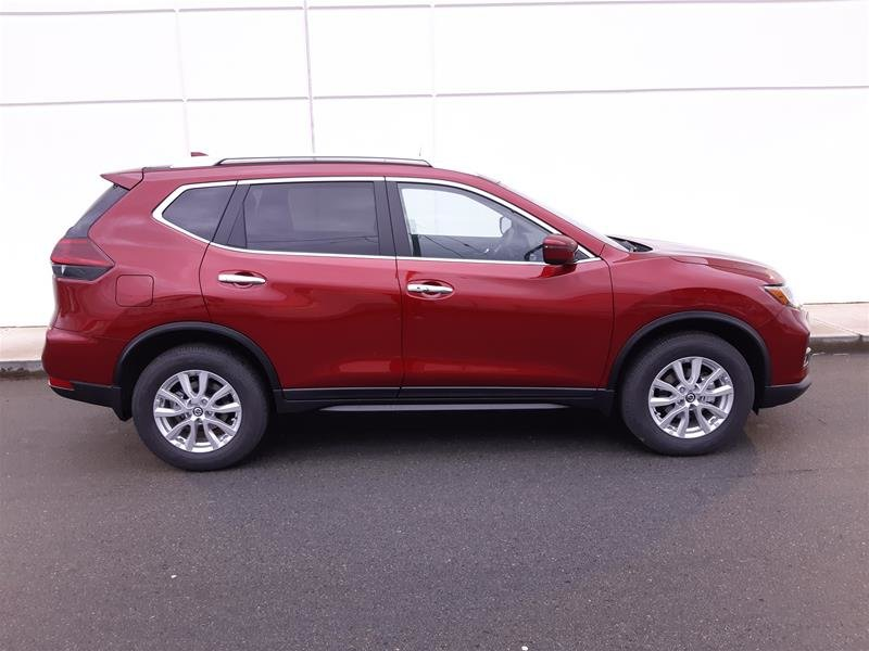 2019 Nissan Rogue SV AWD CVT in Vancouver, British Columbia - 9 - w1024h768px