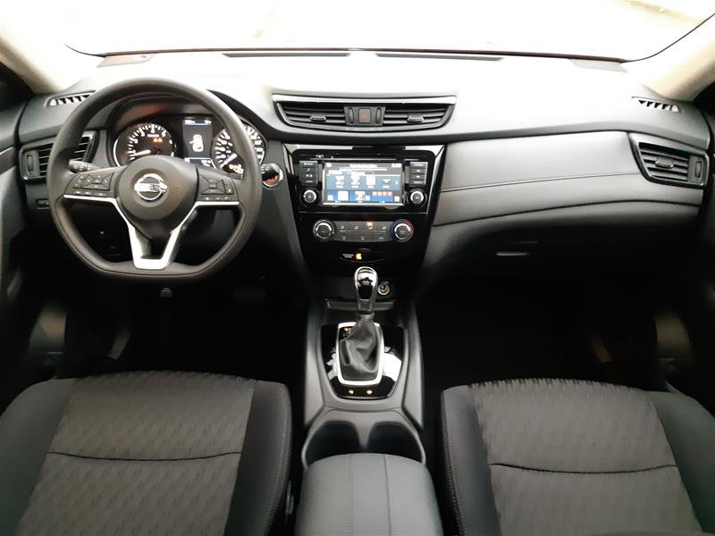 2019 Nissan Rogue SV AWD CVT in Vancouver, British Columbia - 11 - w1024h768px