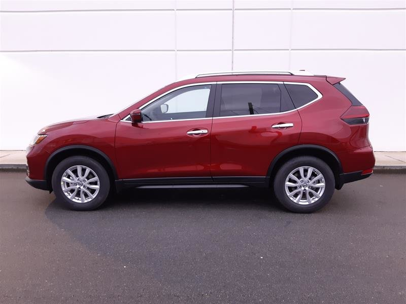 2019 Nissan Rogue SV AWD CVT in Vancouver, British Columbia - 8 - w1024h768px