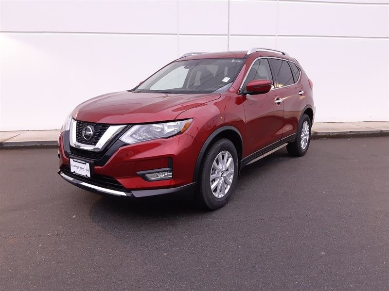 2019 Nissan Rogue SV AWD CVT in Vancouver, British Columbia - 4 - w1024h768px