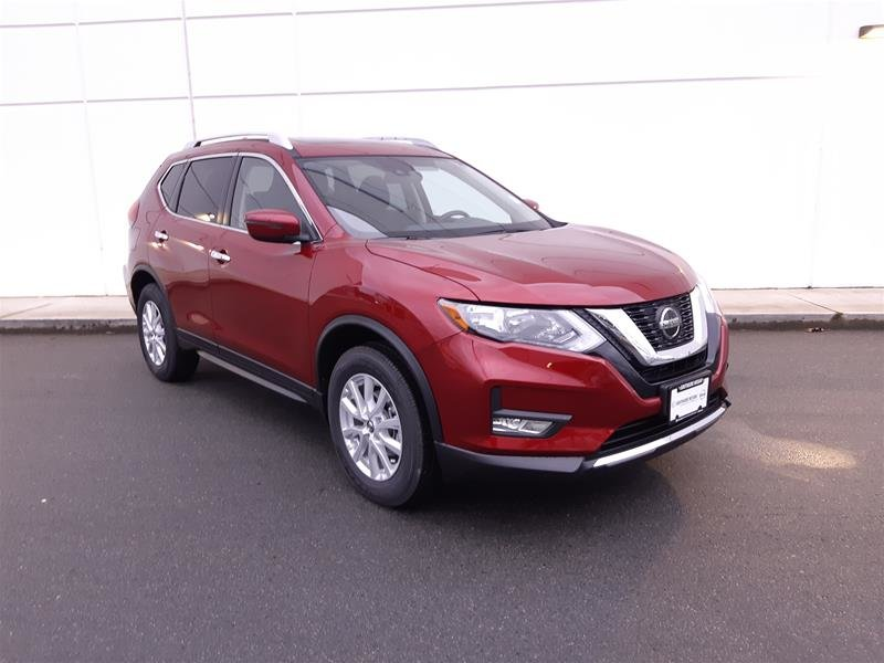2019 Nissan Rogue SV AWD CVT in Vancouver, British Columbia - 2 - w1024h768px