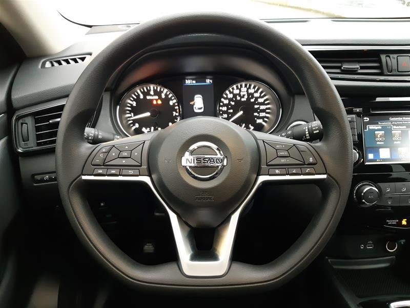 2019 Nissan Rogue SV AWD CVT in Vancouver, British Columbia - 13 - w1024h768px