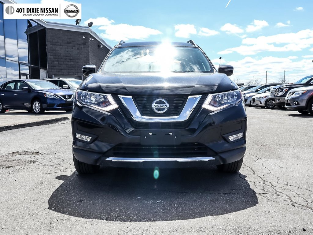2019 Nissan Rogue SV AWD CVT in Mississauga, Ontario - 24 - w1024h768px