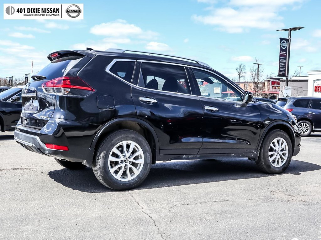 2019 Nissan Rogue SV AWD CVT in Mississauga, Ontario - 5 - w1024h768px