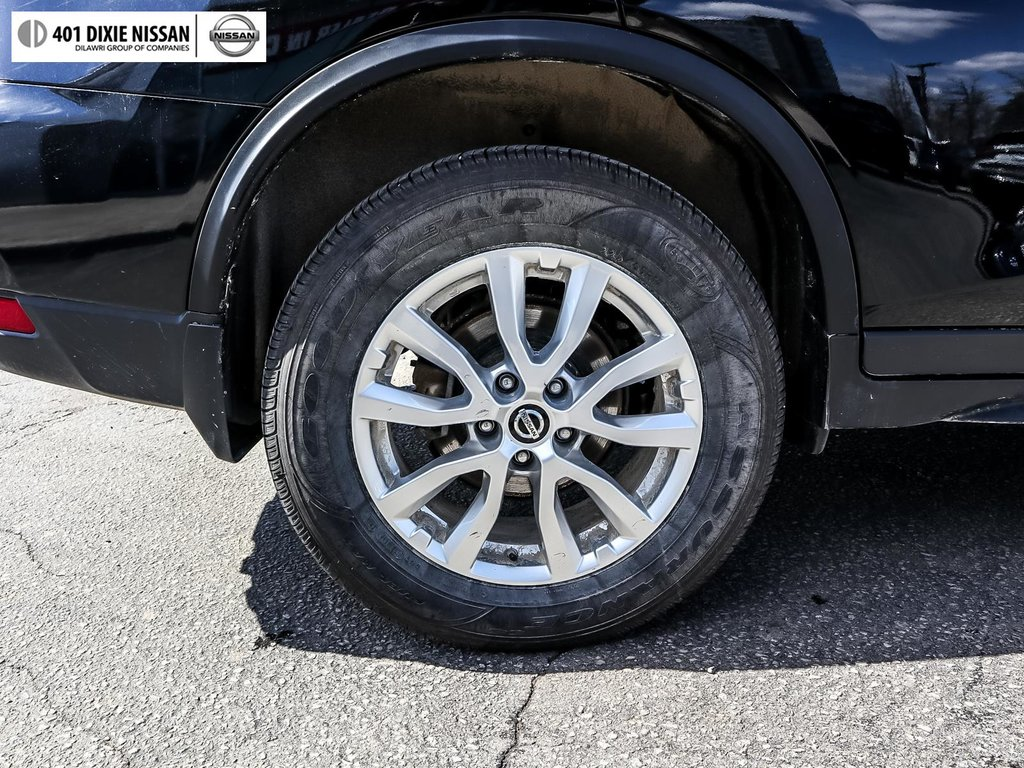 2019 Nissan Rogue SV AWD CVT in Mississauga, Ontario - 39 - w1024h768px
