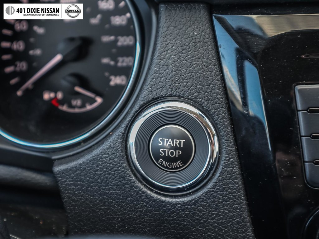 2019 Nissan Rogue SV AWD CVT in Mississauga, Ontario - 22 - w1024h768px