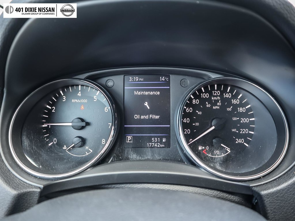 2019 Nissan Rogue SV AWD CVT in Mississauga, Ontario - 20 - w1024h768px