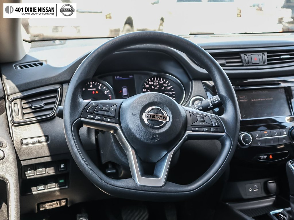 2019 Nissan Rogue SV AWD CVT in Mississauga, Ontario - 34 - w1024h768px