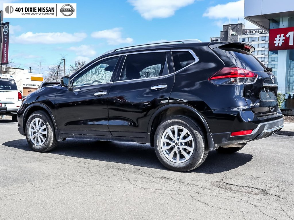 2019 Nissan Rogue SV AWD CVT in Mississauga, Ontario - 29 - w1024h768px
