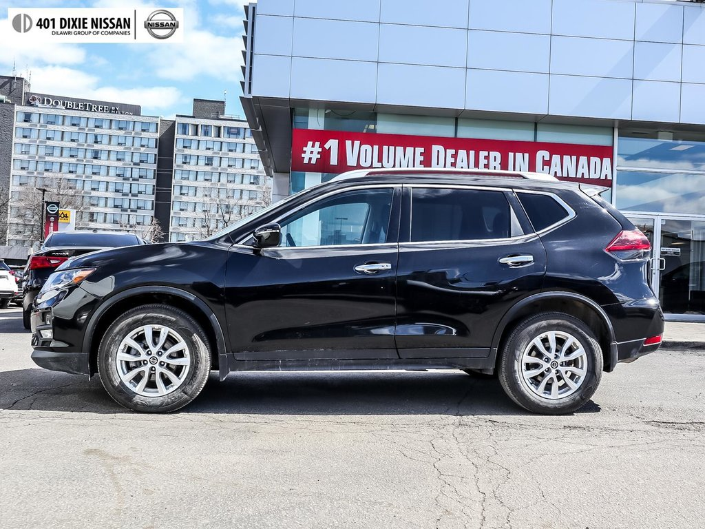 2019 Nissan Rogue SV AWD CVT in Mississauga, Ontario - 8 - w1024h768px