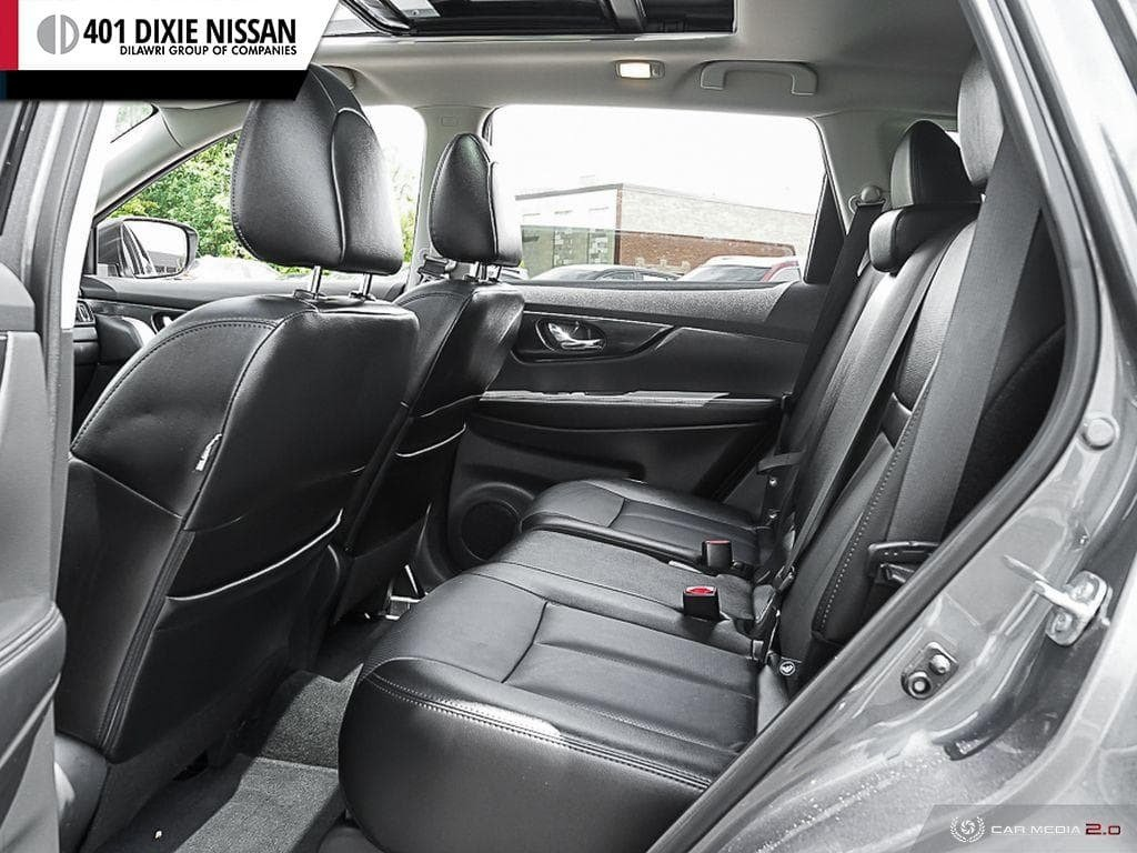 2019 Nissan Rogue SL AWD CVT in Mississauga, Ontario - 23 - w1024h768px