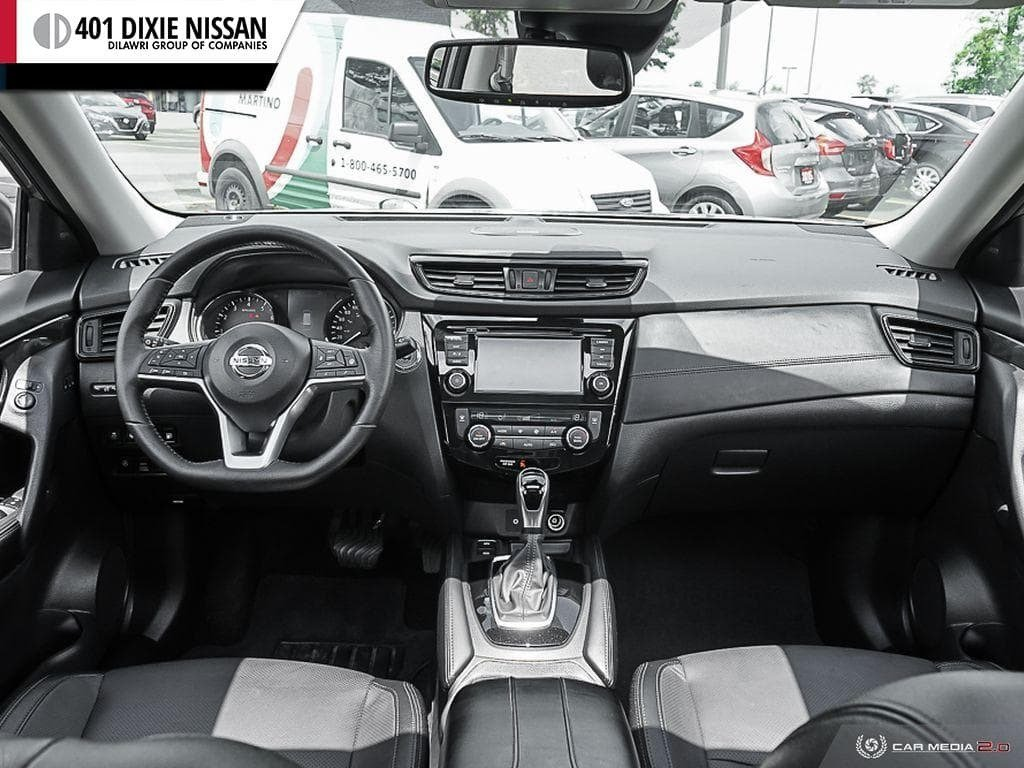 2019 Nissan Rogue SL AWD CVT in Mississauga, Ontario - 24 - w1024h768px