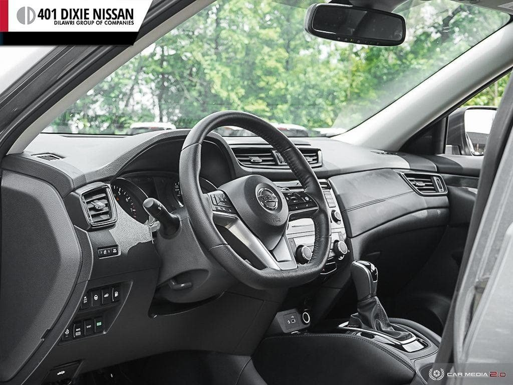 2019 Nissan Rogue SL AWD CVT in Mississauga, Ontario - 13 - w1024h768px