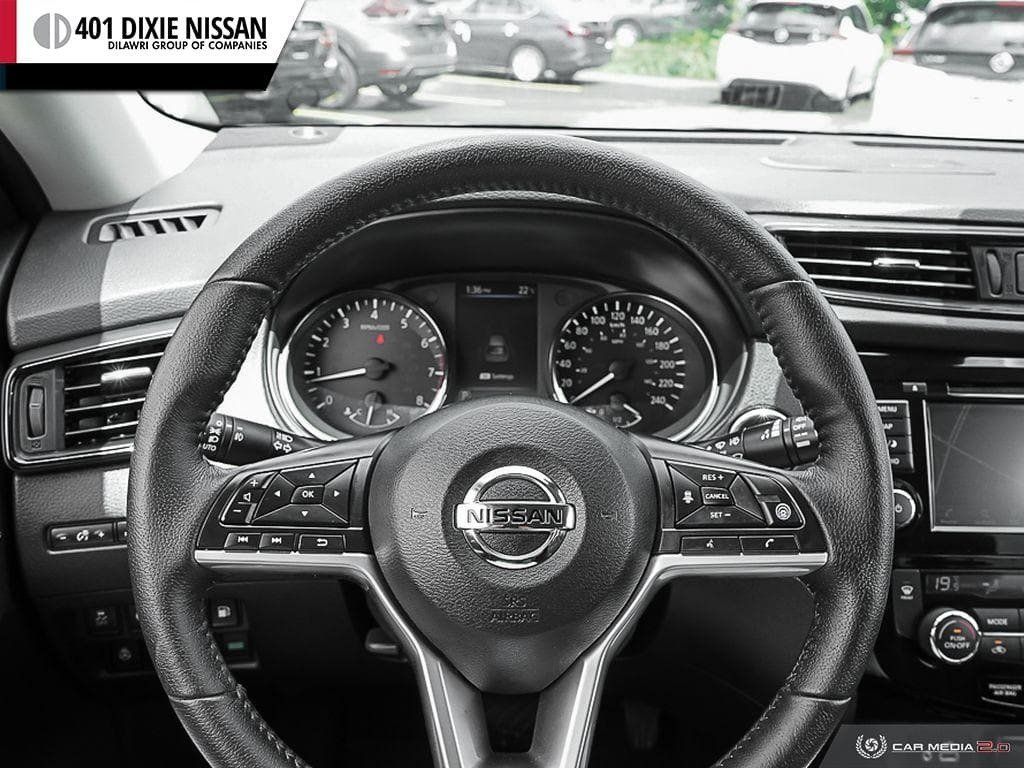 2019 Nissan Rogue SL AWD CVT in Mississauga, Ontario - 14 - w1024h768px