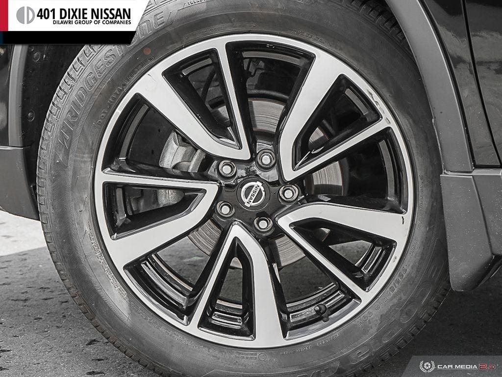 2019 Nissan Rogue SL AWD CVT in Mississauga, Ontario - 6 - w1024h768px