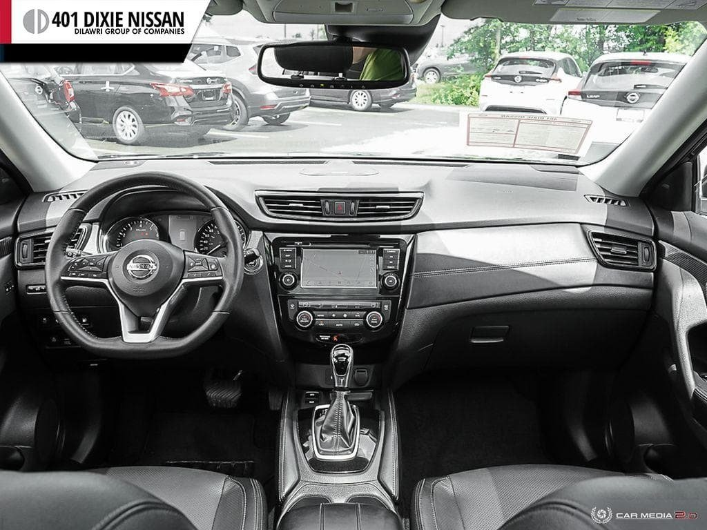 2019 Nissan Rogue SL AWD CVT in Mississauga, Ontario - 25 - w1024h768px