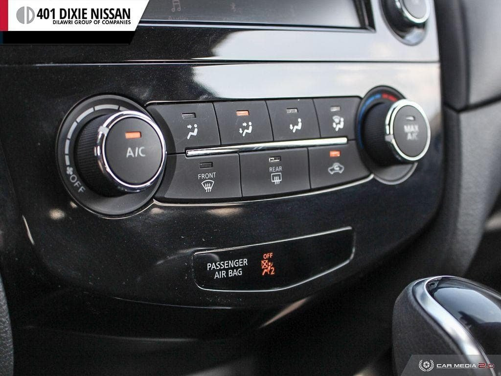 2019 Nissan Rogue SV AWD CVT in Mississauga, Ontario - 21 - w1024h768px