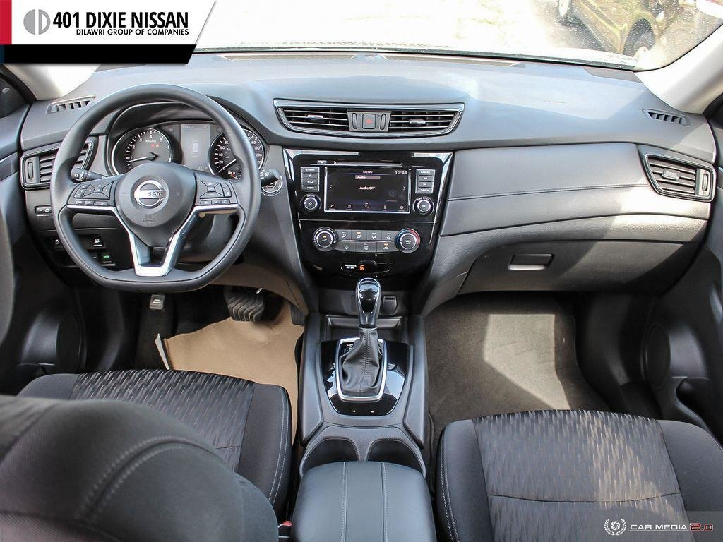 2019 Nissan Rogue SV AWD CVT in Mississauga, Ontario - 25 - w1024h768px