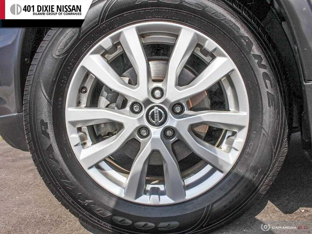 2019 Nissan Rogue SV AWD CVT in Mississauga, Ontario - 6 - w1024h768px