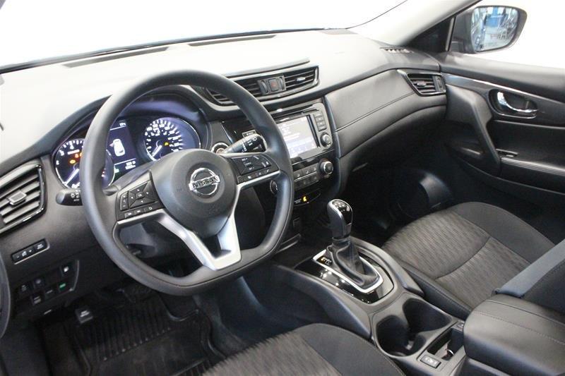 2019 Nissan Rogue SV AWD CVT in Regina, Saskatchewan - 9 - w1024h768px