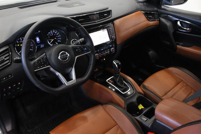 2019 Nissan Rogue SL AWD CVT in Regina, Saskatchewan - 9 - w1024h768px
