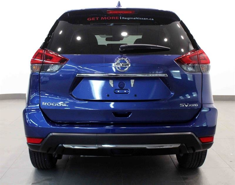 2019 Nissan Rogue SV AWD CVT in Regina, Saskatchewan - 20 - w1024h768px