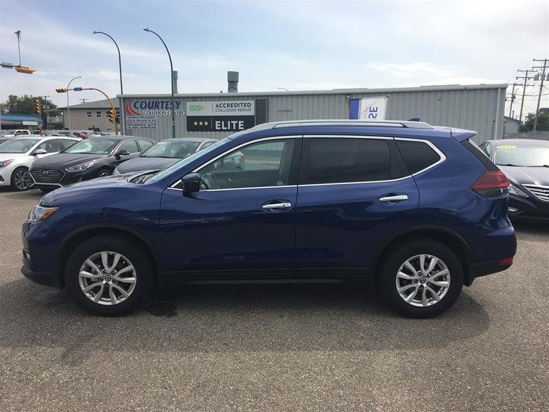 2019 Nissan Rogue SV AWD CVT in Regina, Saskatchewan - 3 - w1024h768px