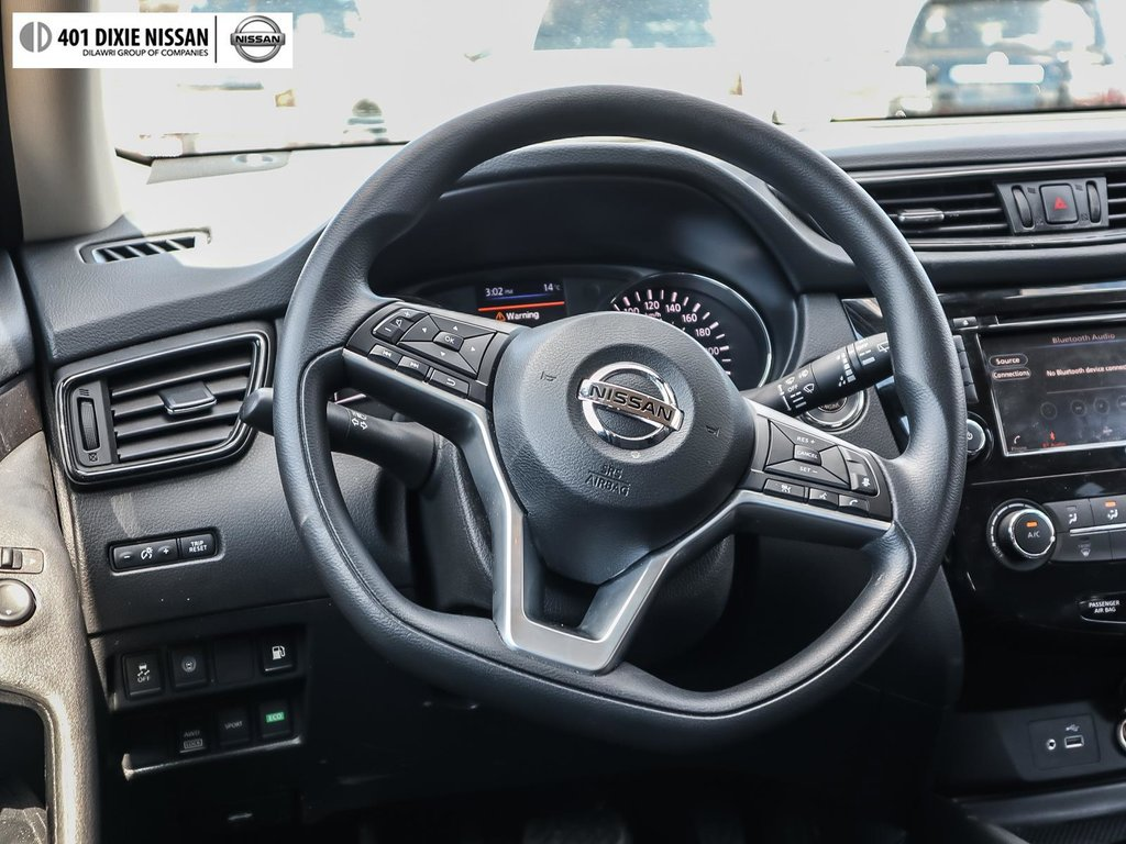 2019 Nissan Rogue SV AWD CVT in Mississauga, Ontario - 12 - w1024h768px