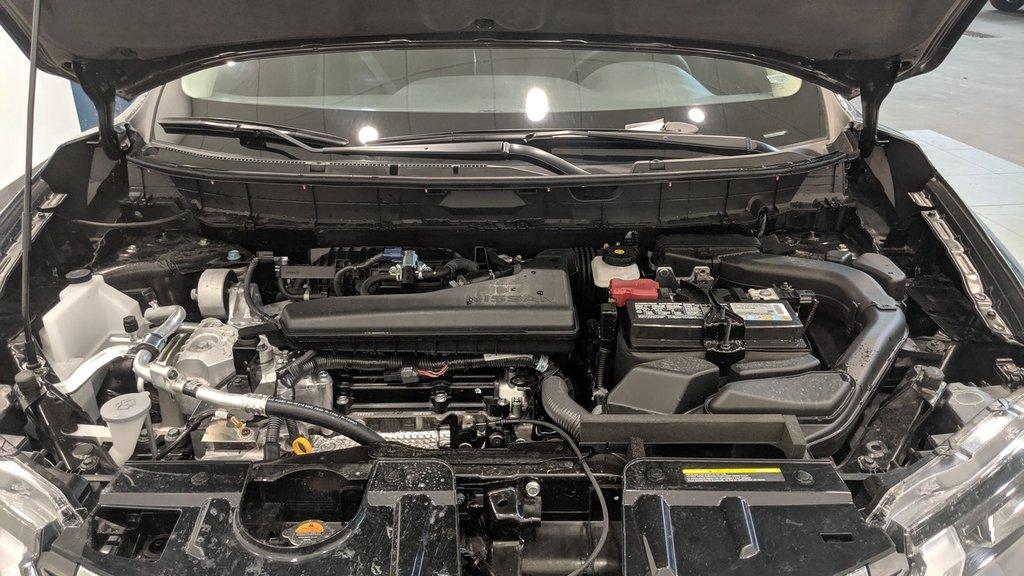 2019 Nissan Rogue SV AWD CVT in Regina, Saskatchewan - 18 - w1024h768px