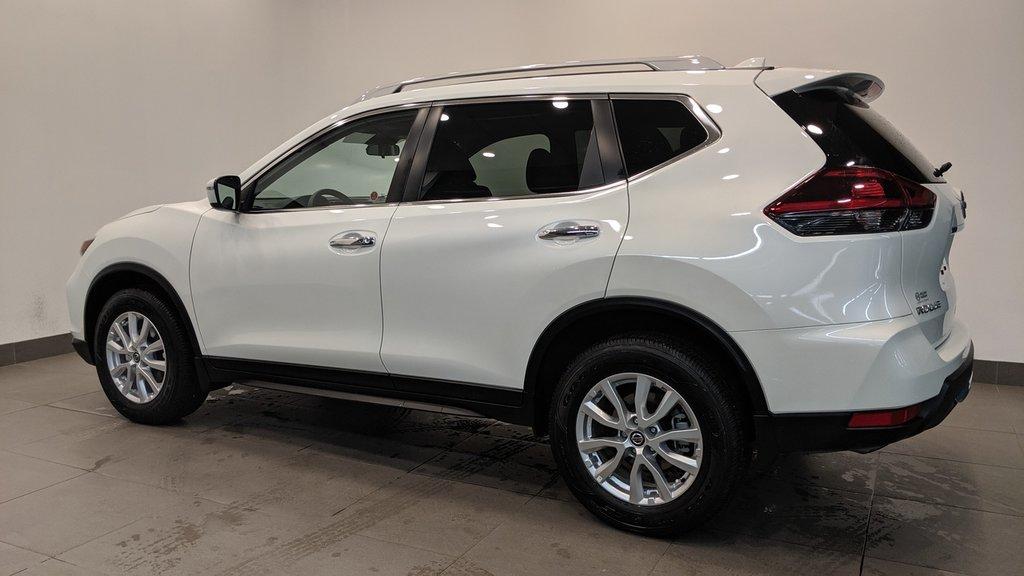2019 Nissan Rogue SV AWD CVT in Regina, Saskatchewan - 22 - w1024h768px