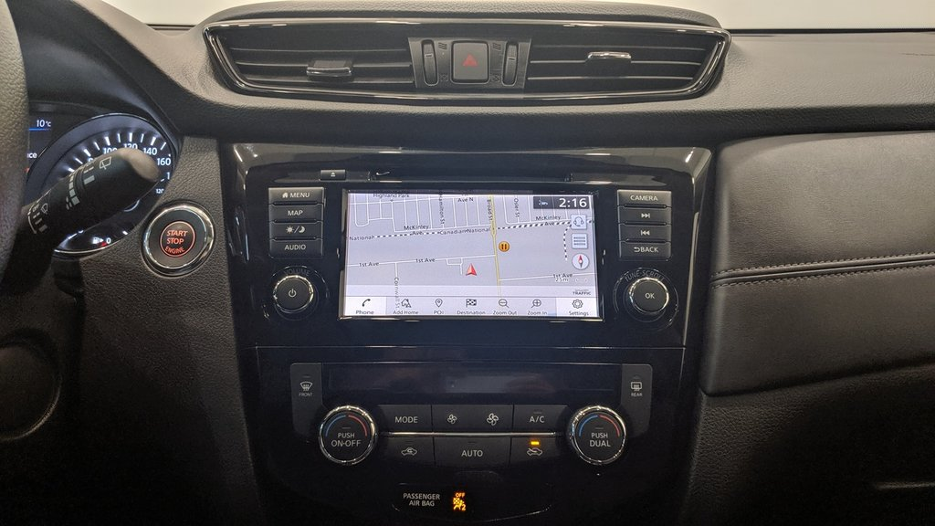 2019 Nissan Rogue SL AWD CVT in Regina, Saskatchewan - 8 - w1024h768px