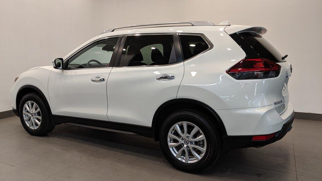 2019 Nissan Rogue SV AWD CVT in Regina, Saskatchewan - 23 - w1024h768px