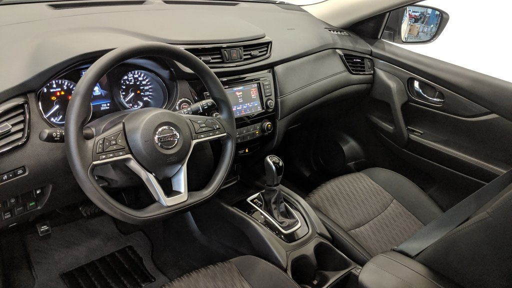 2019 Nissan Rogue SV AWD CVT in Regina, Saskatchewan - 10 - w1024h768px