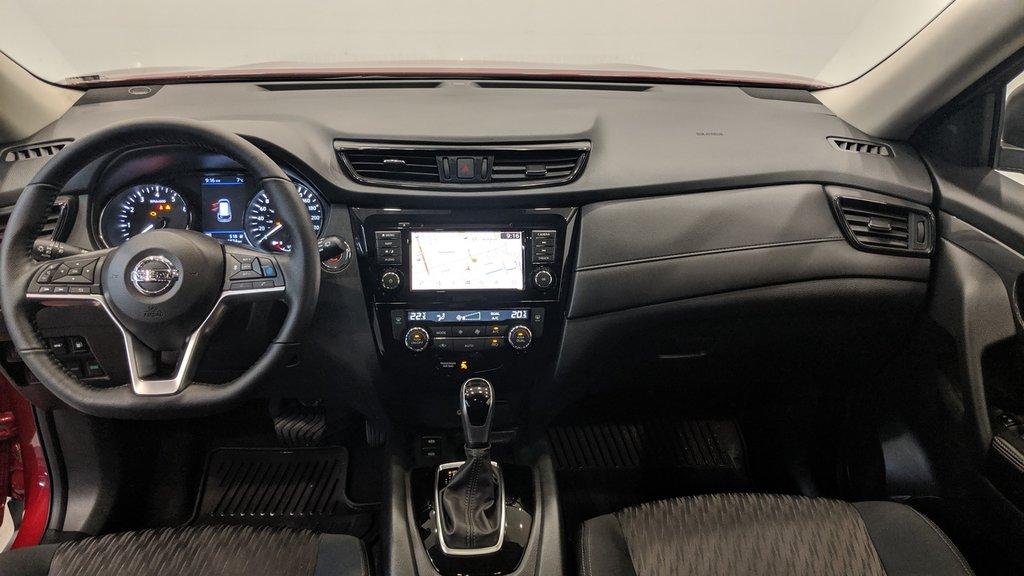 2019 Nissan Rogue SV AWD CVT in Regina, Saskatchewan - 16 - w1024h768px