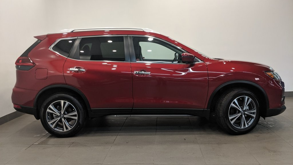 2019 Nissan Rogue SV AWD CVT in Regina, Saskatchewan - 25 - w1024h768px