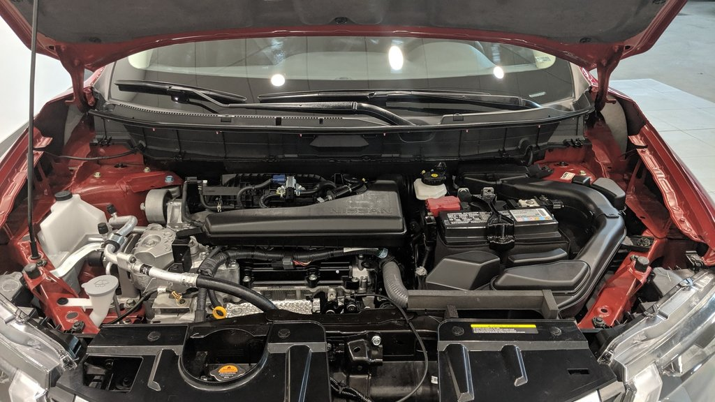 2019 Nissan Rogue SV AWD CVT in Regina, Saskatchewan - 21 - w1024h768px