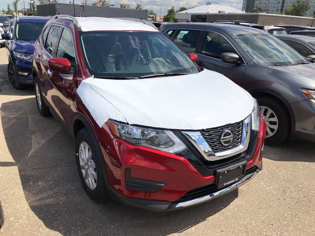 2020 Nissan Rogue S AWD CVT in Mississauga, Ontario - 4 - w1024h768px