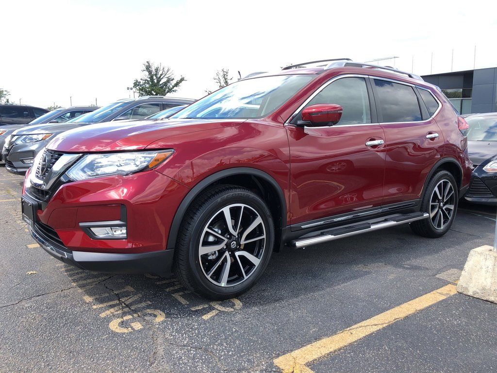2020 Nissan Rogue SL AWD CVT in Mississauga, Ontario - 5 - w1024h768px