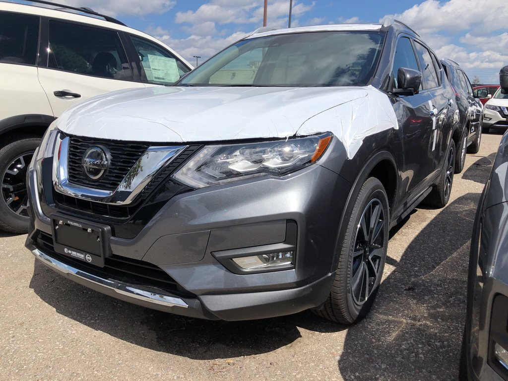 2020 Nissan Rogue SL AWD CVT in Mississauga, Ontario - 1 - w1024h768px