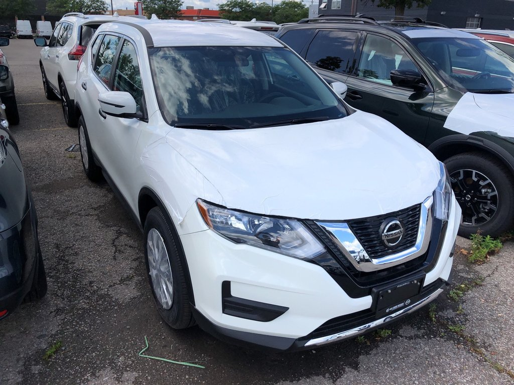 2020 Nissan Rogue S FWD CVT in Mississauga, Ontario - 4 - w1024h768px