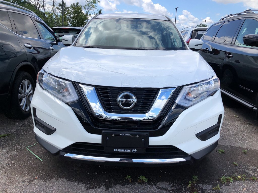 2020 Nissan Rogue S FWD CVT in Mississauga, Ontario - 3 - w1024h768px